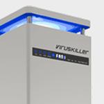 Air Sterilisation Unit for Killing Viruses
