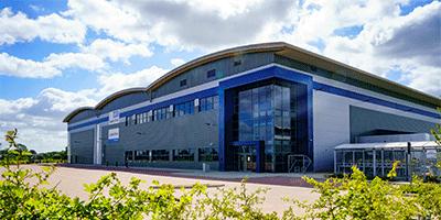 Bury St Edmunds Warehouse