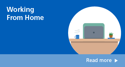 Working From Home - New Ways of Working Link