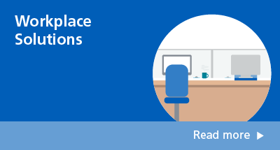 Workplace Solutions - New Ways of Working Link