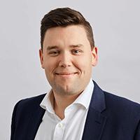 A photo of Fergus Meehan, Category Development Lead, Headshot