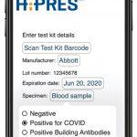 HiPRES C0VID-19 Software