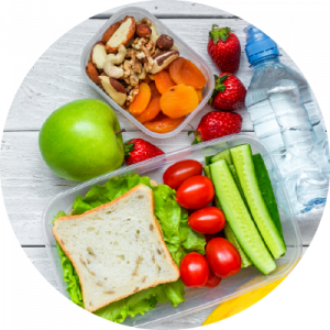 NHS Staff Sample Lunchbox Picture