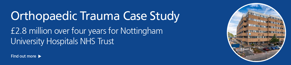 View the Orthopaedic Trauma Case Study