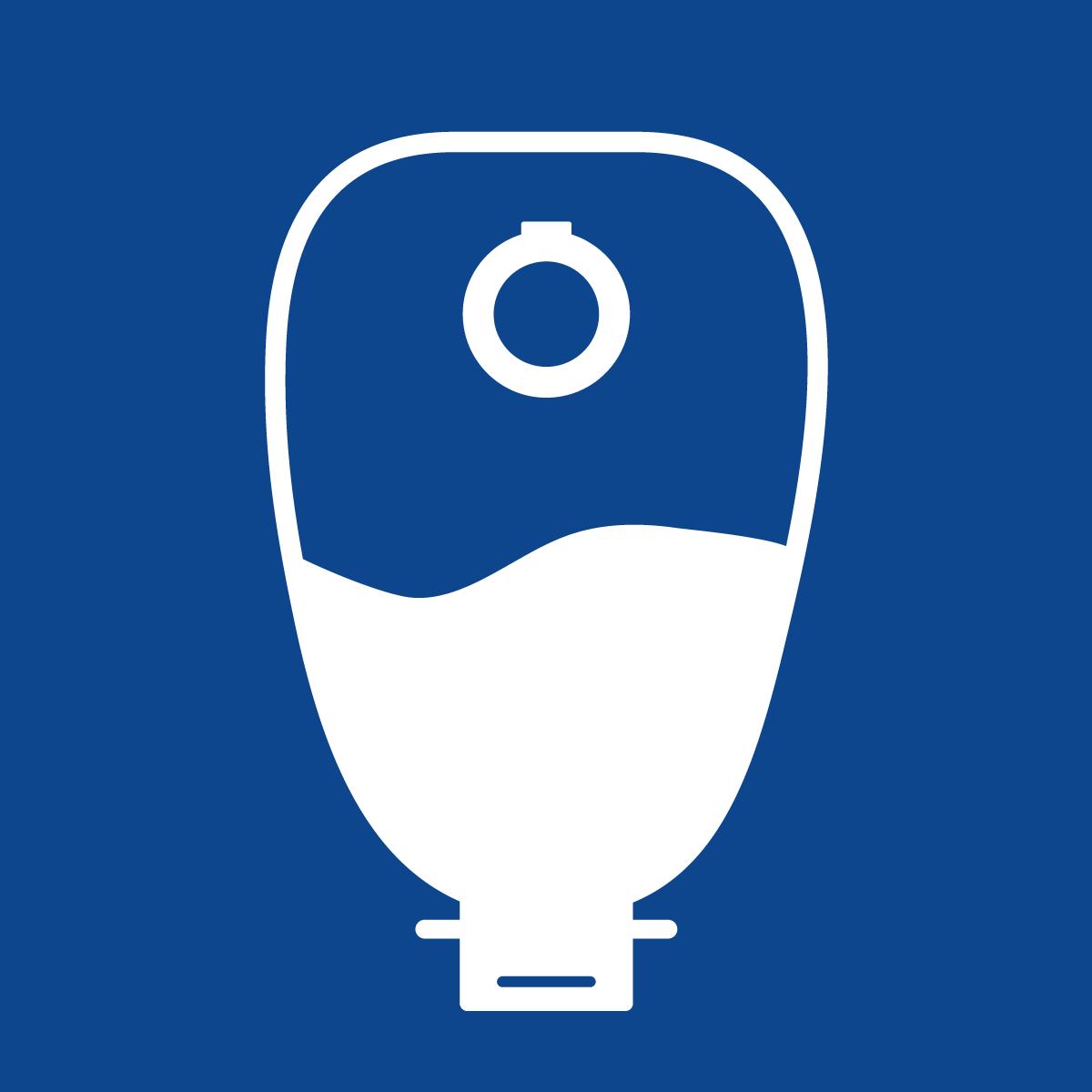 Ostomates Icon / Symbol
