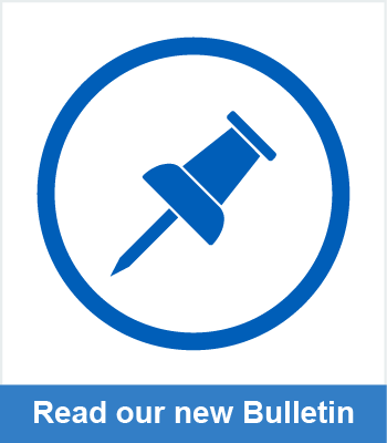 Click to read our lastest bulletin