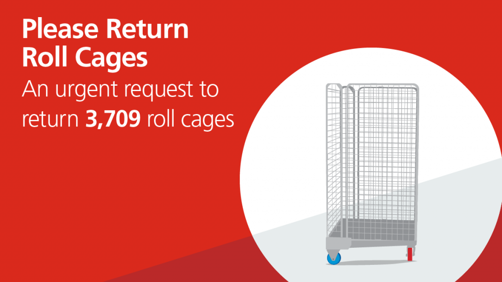 Please Return Our Roll Cages Graphic