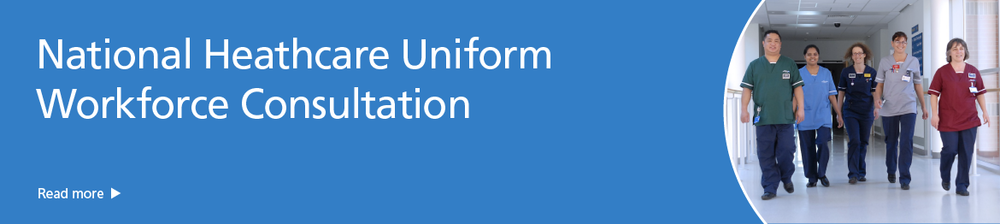 View our National Healthcare Uniform Consultation
