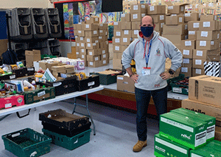 NHS Supply Chain Employee Volunteer Scheme